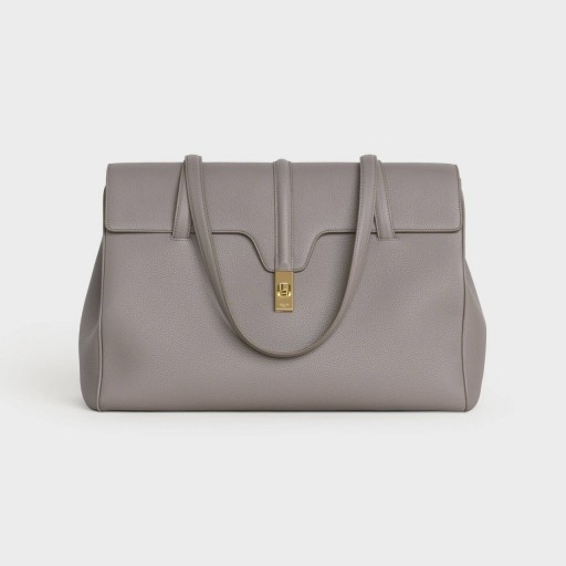LARGE SOFT 16 BAG IN SUPPLE GRAINED CALFSKIN/ PEBBLE  COLOUR