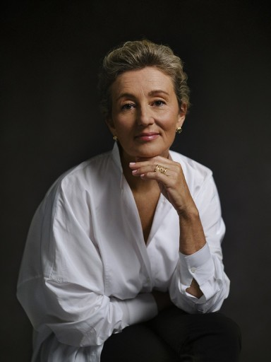 """CAROLE BIANCALANA: FRAGRANCE FLOWER PRODUCER & DIRECTOR OF THE """"DOMAINE DE MANON"""" IN GRASSE"""