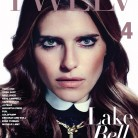 Cover of Issue 4, Shot by Christian Anwander