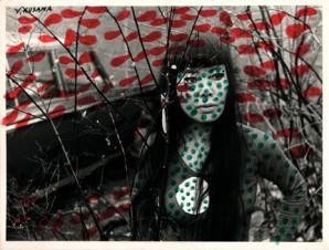 "by © Yayoi Kusama Studios Inc.© Yayoi Kusama""Self-Obliteration 1967""<br>Yayoi KusamaART"