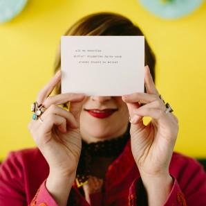 Lisa Ann Markuson. Photo: Karen Obrist.