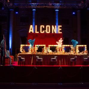 Alcone Backstage Set Designed by Roger Padilha. Photo: Santiago Felipe.