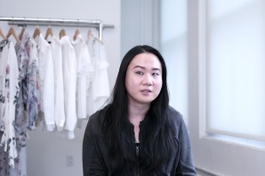 Jackie Yang, Creative Director of Chelsea and Walker. Video Still.