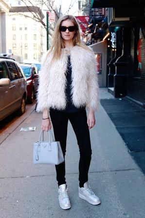 Iris Van Berne / Model @ Next Model Management