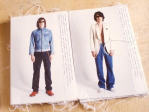 Margiela Menswear Fall/Winter 2000-2001 Collection.