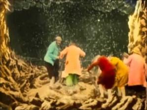 Le Voyage dans la lune (George Méliès, color)